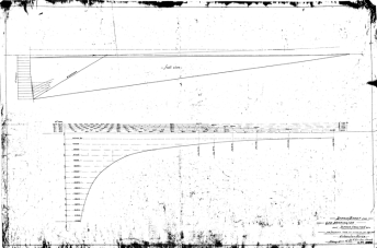 Another strain sheet, this time for the dipper friction, done by George Warrington and dated 22 April 1893.