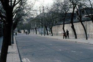 A Beijing Side Streeet