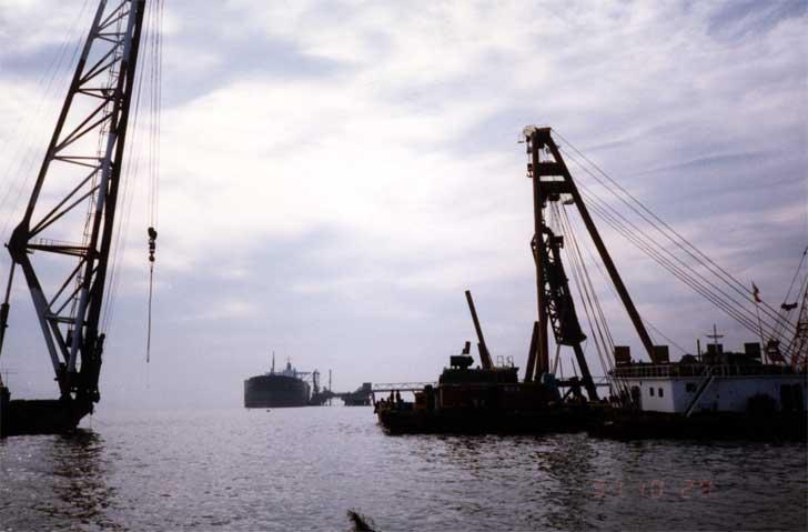 vulcan offshore hammers in action  u2013 vulcanhammer info