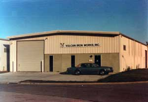 The New Orleans sales office and warehouse, in December 1978.