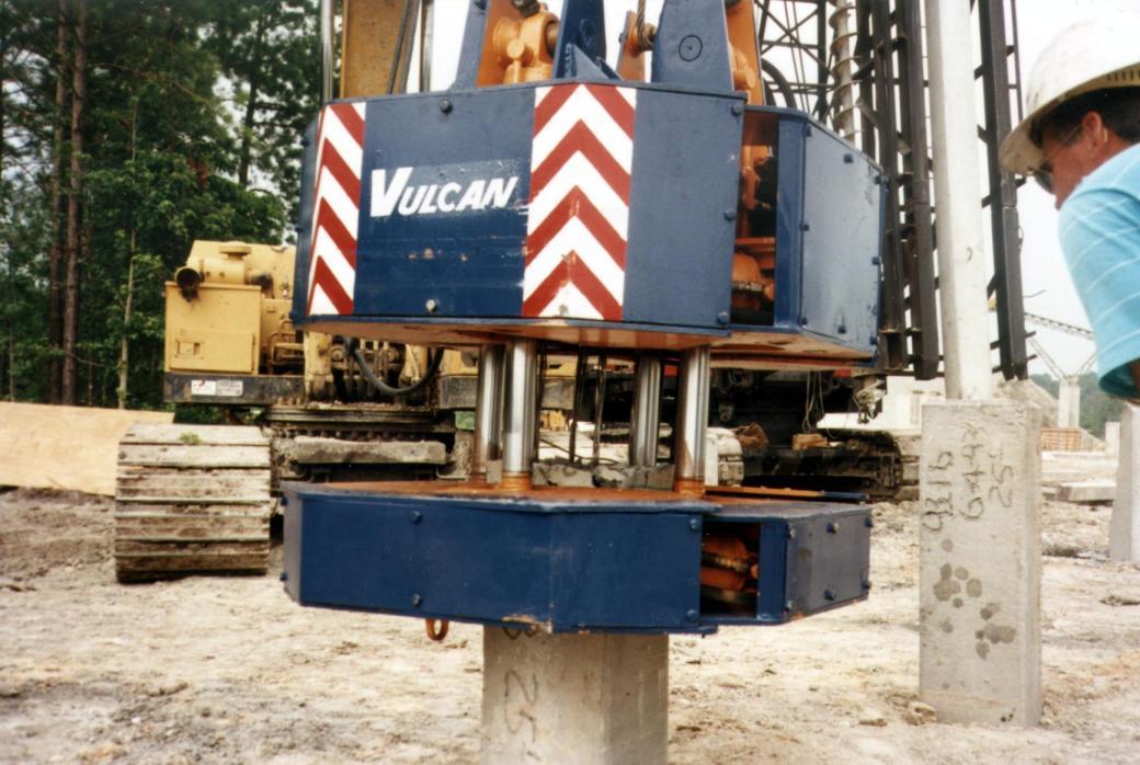Concrete Pile Cutter