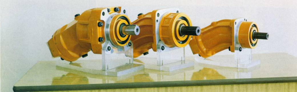 Piston-Hydraulic-Pumps