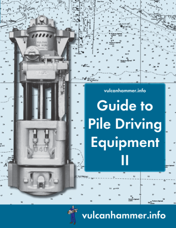 The tradition continues: the Vulcanhammer.info Guide to Pile Driving Equipment, published in 2010, sported the 040 sold to Creole Petroleum (now PDVSA.)